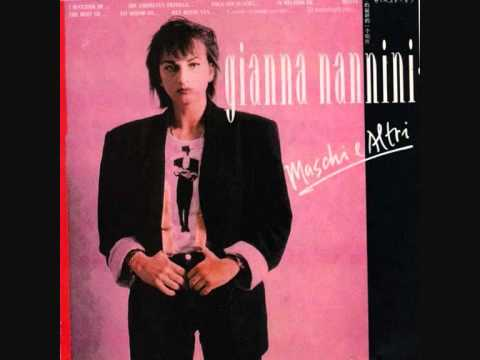 Gianna Nannini - I Maschi (1987)