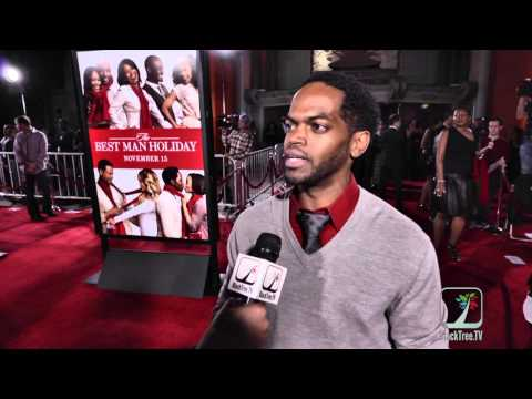 The Best Man Holiday Premier: Hari Williams talks about My Crazy Roomate