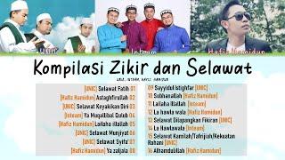 Zikir & Selawat Compilation (UNIC, Inteam, Hafiz Hamidun)