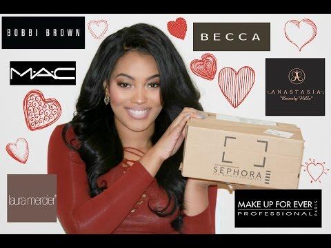{HUGE MAKEUP HAUL} Anastasia Beverly Hills, Sephora VIB Rouge Sale, Ulta +MORE!!!