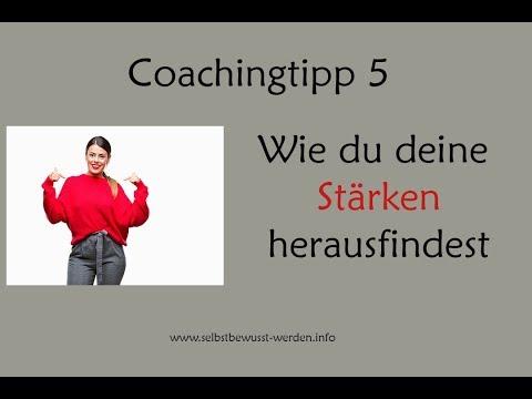 Coachingtipp Nr. 5: Wie du deine Stärken herausfindest