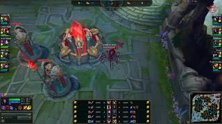 5/5/13 Faker's style of Jungle Elise!! [Faker's solo queue]