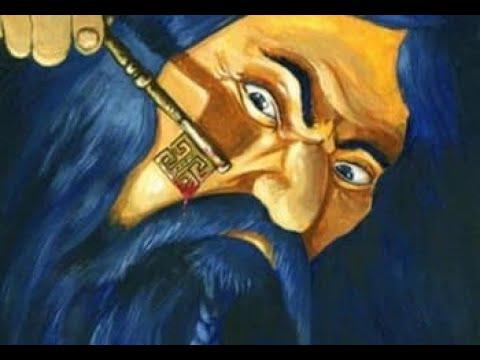 Мультфильм синяя борода аниме