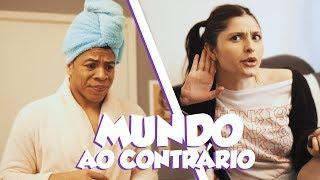 COISAS DE MÃES: MUNDO AO CONTRÁRIO | UTK