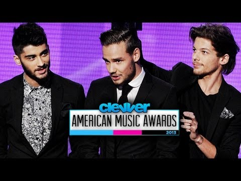 One Direction Beats Taylor Swift at 2013 American Music Awards