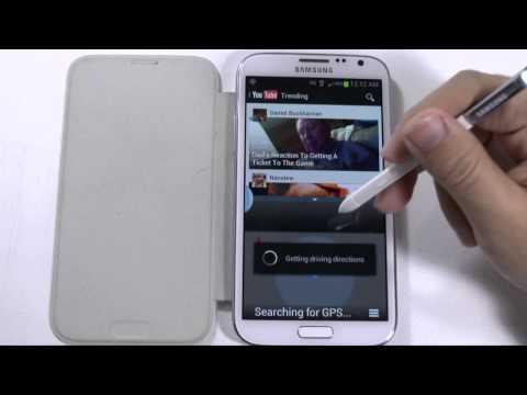 Galaxy Note 2 - Multi-View