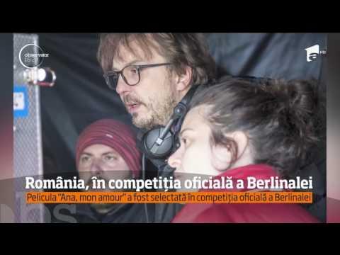 """România, în competiția oficială a Berlinalei. Pelicula """"Ana, mon amour"""" a fost selectată în co"""