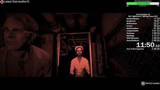The Evil Within Speedrun NG+ Nightmare 2:39:24 World Record