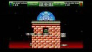 Nebulus ( Atari ST) Towers 1-3