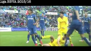 Video Gol Pertandingan Getafe vs Sporting Gijon