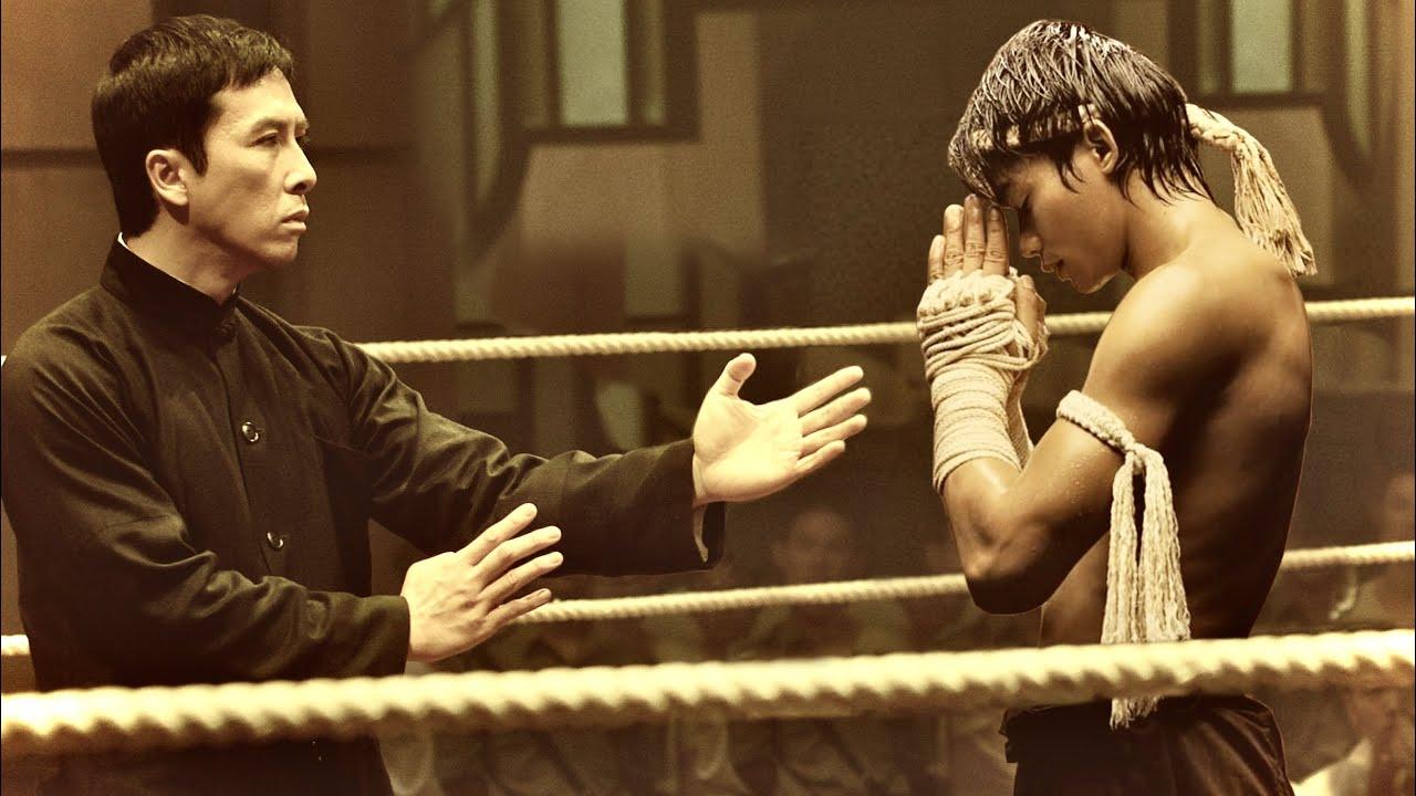 Download IP Man vs Ong Bak   Wing Chun vs Muay Thai