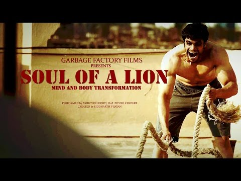 """SOUL OF A LION"" – Mind and Body Transformation 