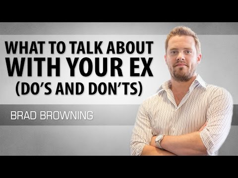 casually dating your ex