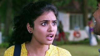 Bhavana (Sukriti) Helps Nookaraju (Parvateesam) in Writing Love Letter Comedy Scene - Kerintha