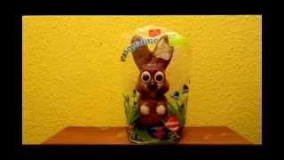 Creating A Chocolate Bunny