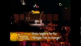 #nowwatching Gladys Knight & The Pips LIVE - The Midnight Train To Georgia