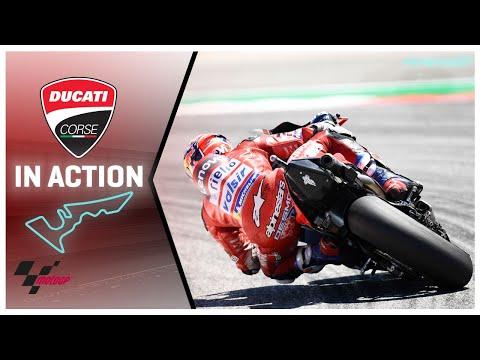 Mission Winnow Ducati in action: Austin Grand Prix