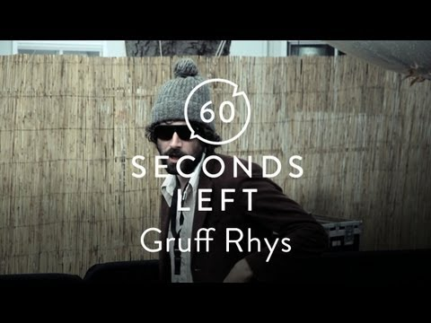 Gruff Rhys - 60 Seconds Left