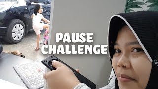 Download PAUSE CHALLENGE   PARODI
