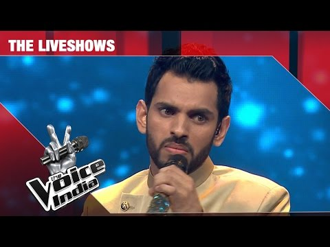 Niyam Kanungo - Humse tumse pyaar kitna | The Liveshows | The Voice India S2