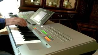 Pirates of Caribbean Theme - Yamaha Tyros3