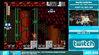 Mega Man: The Wily Wars by TheSiege in 17:33 - Summer Games Done Quick 2015 - Part 110