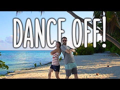 Macklemore & Ryan Lewis dance off around the world
