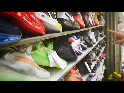 SON SPORT. Кроссовки, кожаная обувь. Хозяйка магазина рассказывает о товаре.