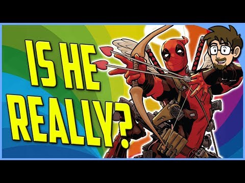 Deadpool is LGBT?!