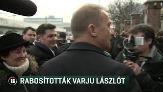 Rabosították Varju Lászlót 20-01-27