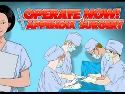 APPENDIX SURGERY FAIL | Operate now