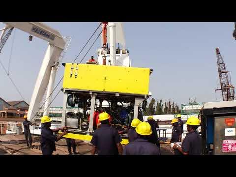 Deep Ocean Exploration And Deep Sea Mining By NIOT MoES