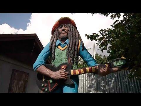 La casa museo de Bob Marley en Kingston, Jamaica