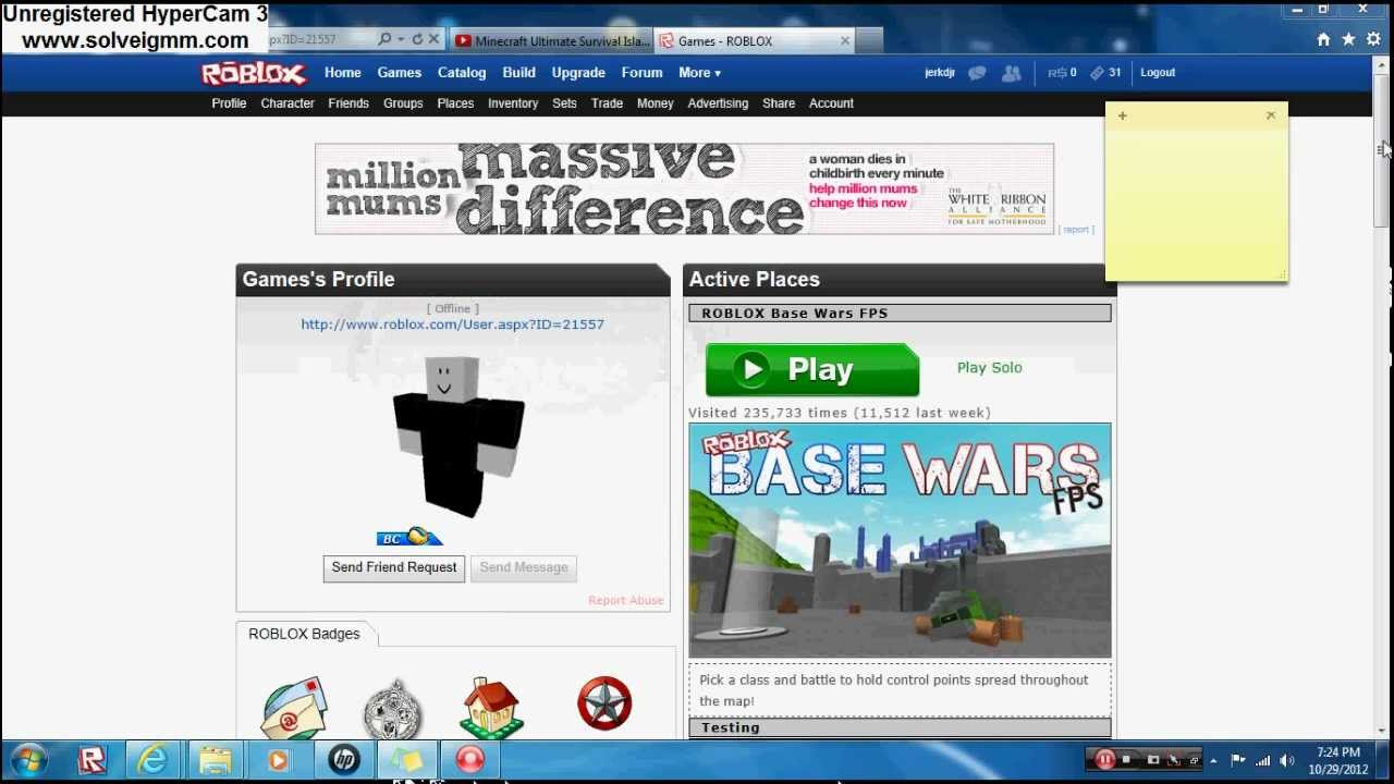 Roblox How To Get The Red Blue Base Wars Paintball Mask Youtube