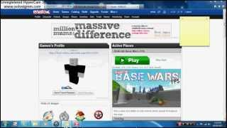 Roblox how to get the Red & Blue Base Wars Paintball Mask