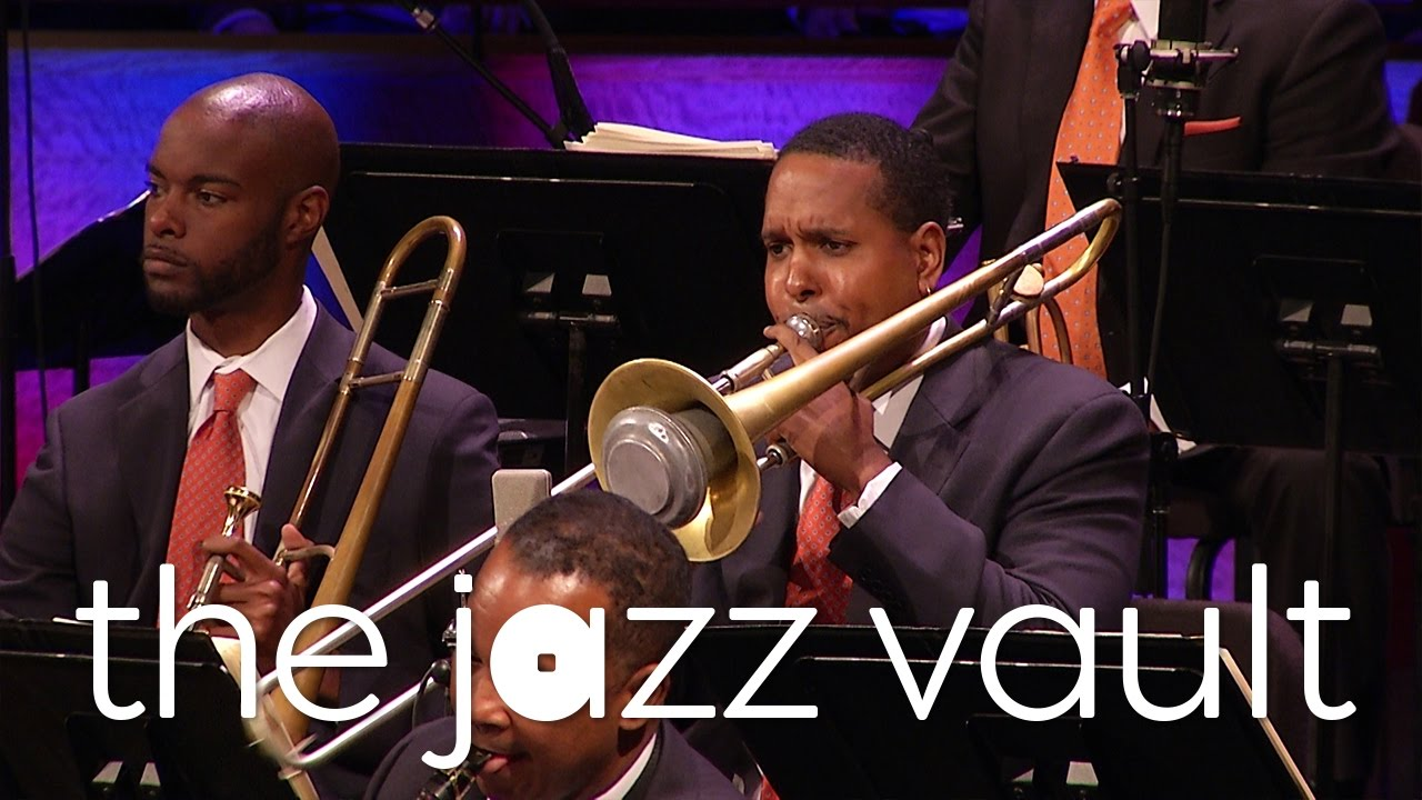BOLD, NAKED, AND SENSATIONAL (from Untamed Elegance) - JLCO with Wynton Marsalis