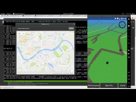 Libgdx rendering open street map