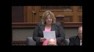 Lisa Thompson Delivers Statement in Ontario Legislature on Ontario Agri-Food Education