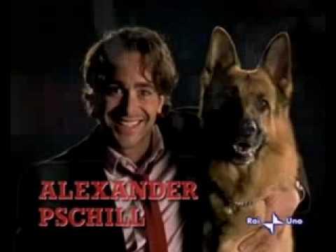 Comisario Rex:  de la serie con Alexander Pschill 1