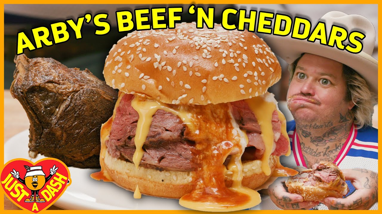 Download Arby's Beef'n Cheddars Gone Wild West | Matty Matheson | Just A Dash | S02 EP 8