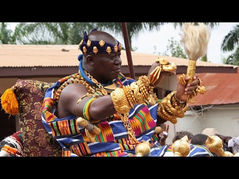 Adae Festival - Kumasi - Ghana