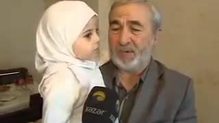 طفلة تركية غاية في الجمال ماشاء الله