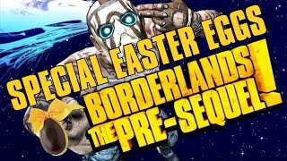 Borderland Pre-sequel - 15 Awesome Easter Egg (Dalek, Pokemon, Excalibur, Godzilla,...)