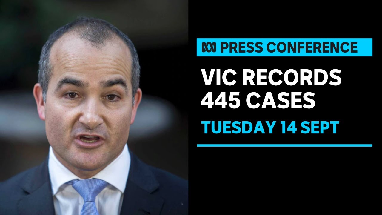 IN FULL Victorian Deputy Premier to provide COVID19 update as 445 cases recorded  ABC News