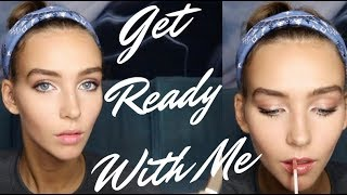 Chill Get Ready With Me: Goin out!