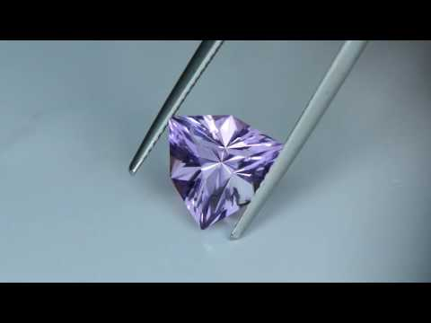 3.37ct Rose de France Amethyst