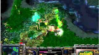 21.05.2011 WarCraft 3 DOTA 2x2 FINAL CMEPTb-vs-Cl(21-22 мая 2011 в Netcafe начался первый турнир по WC-3 DOTA для команд 2-vs-2. Турнир проходил по системе FullDoubleElimination Для..., 2011-10-10T11:29:42.000Z)