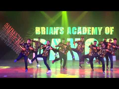 Urvashi mix | Instructors Bolly Hop 2018  | BRIAN'S ACADEMY OF DANCE