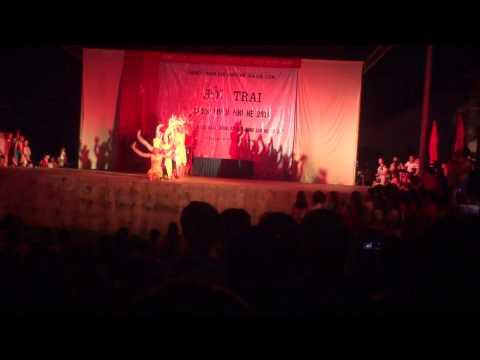 Tiết mục xuất sắc nhất Hội trại thanh thiếu nhi xã Cổ Loa năm 2014 - Đơn vị: Mạch Tràng