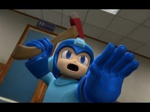 Super Angry Robot Megaman [REUPLOAD]